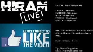 ImHiram - Hiram Live w Hiram Gilberto - Austin, TX - Molecular Biologist Jack Fe...
