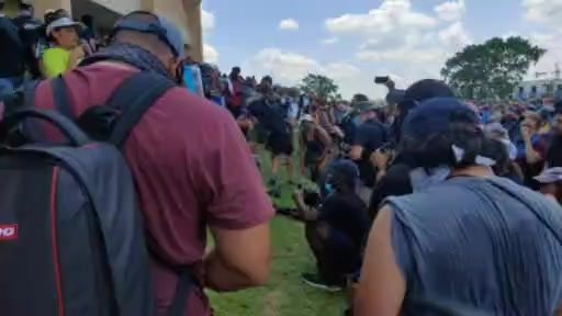 Huston Tillotson University , AUSTIN, TX - BLACK LIVES MATTER PROTEST 2020