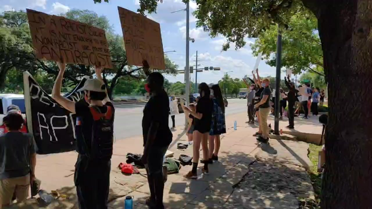 ATX Protests - 6/06