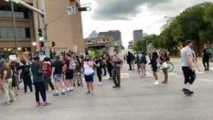 ATX PROTESTS LIVE  #hiram #hiramgilberto #woke