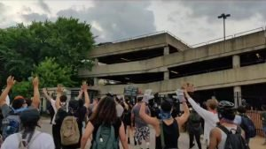ATX LIVE PROTESTS