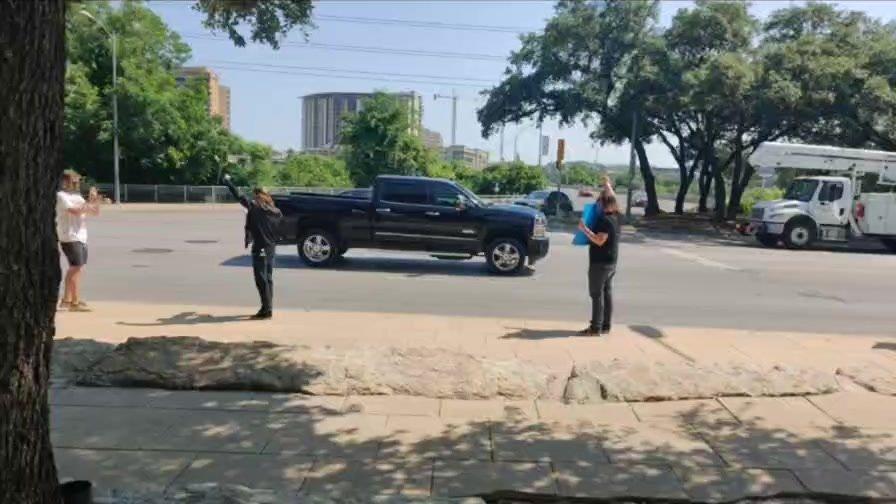BLACK LIVES MATTER- Austin, TX