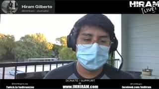 ImHiram - Hiram Live w Hiram Gilberto - Pre-Coverage of the 1st Presidential Debate of 2020