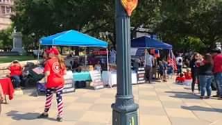 ImHiram - Hiram Live w Hiram Gilberto - AUSTIN, TX - ANTI-MASK PROTEST