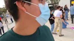 ImHiram - Hiram Live w Hiram Gilberto - AUSTIN, TX - Teachers Protest
