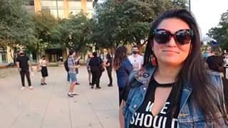 ImHiram - Hiram Live w/ Hiram Gilberto - Austin, TX  -FT. HOOD PROTEST