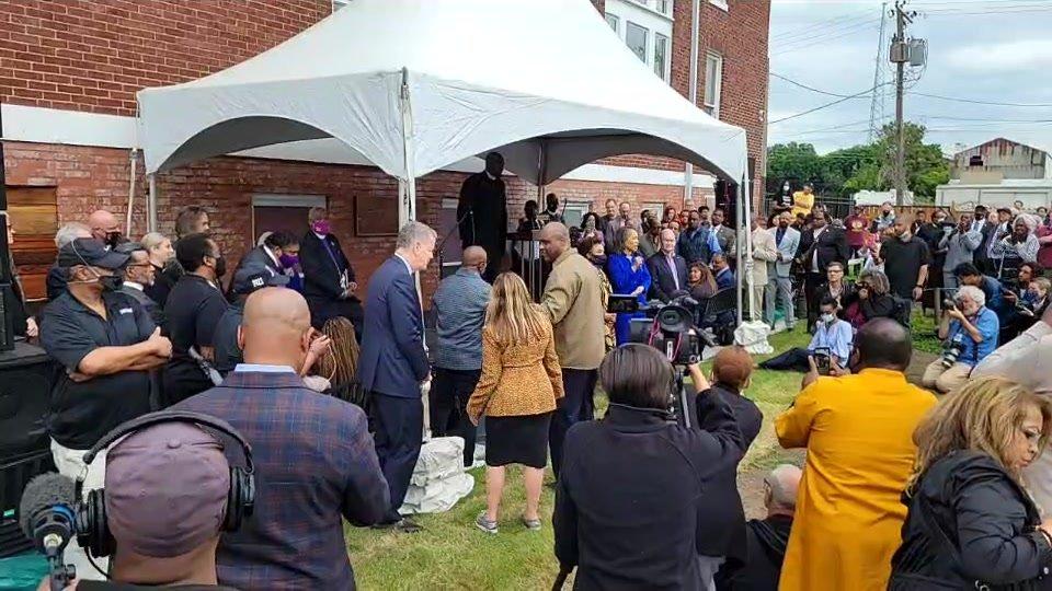 Legacy Fest Closing Ceremony/Prayer Wall- 100 year Anniversary Tulsa Massacre. T...