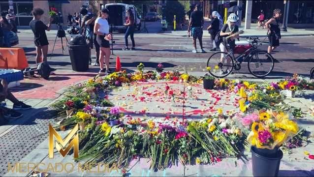 Minneapolis, MN | March & Vigil for Deona Marie | Part 2 | 06.12.2021  Deona Ma...